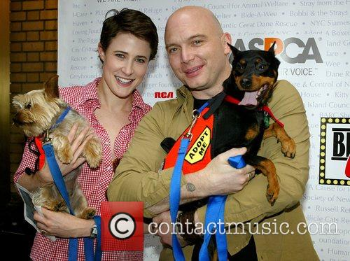 Broadway Barks 9 benefit event in Shubert Alley