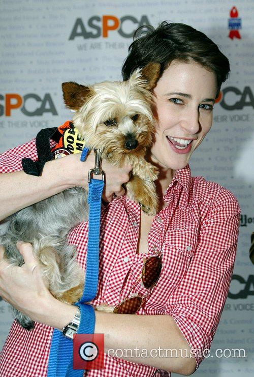 Donna Murphy Broadway Barks 9 benefit event in...