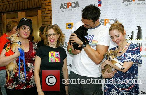 Cheyenne Jackson and Kerry Butler and guests Broadway...