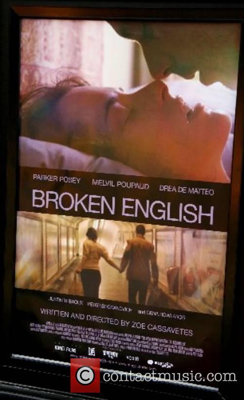 Broken English premiere