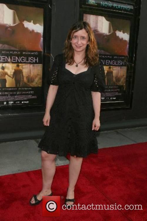 Rachel Tratch Broken English premiere  at Sunshine...
