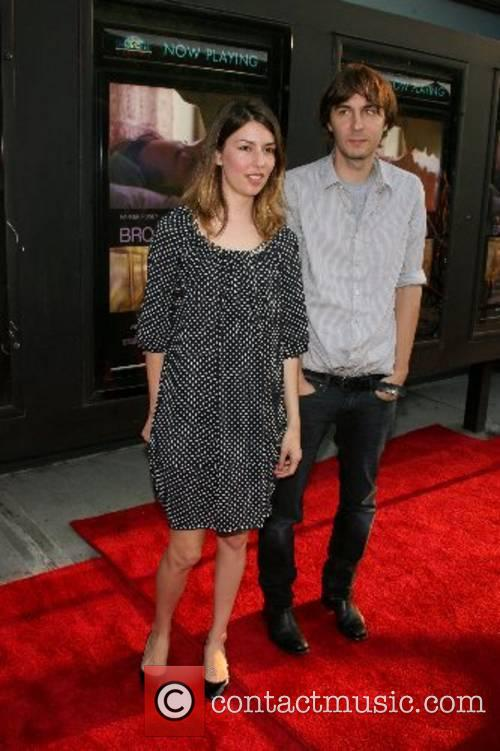 Sofia Coppola and boyfriend, singer Thomas Mars...