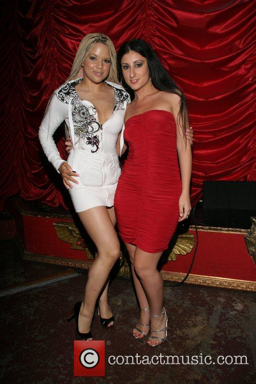 Luscious Lopez and Velvet Rose 1