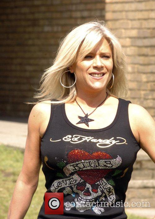 Picture - Samantha Fox Bromley, England, Sunday 25th May 2008