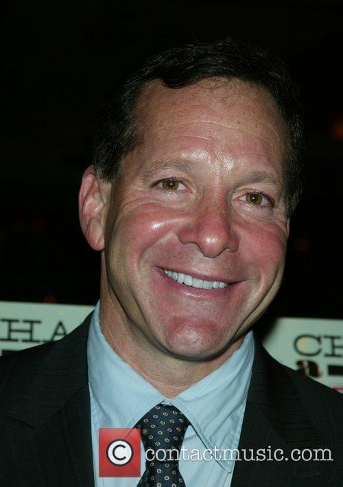 Steve Guttenberg Opening night of 'A Bronx Tale'...