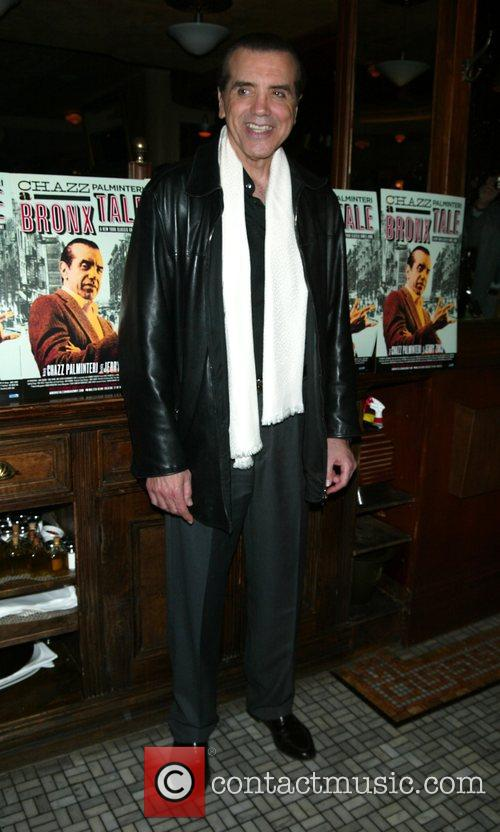 Opening night of 'A Bronx Tale' after party...
