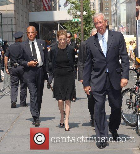Oscar Dela Renta, Annette Dela Renta, David Rockefeller...
