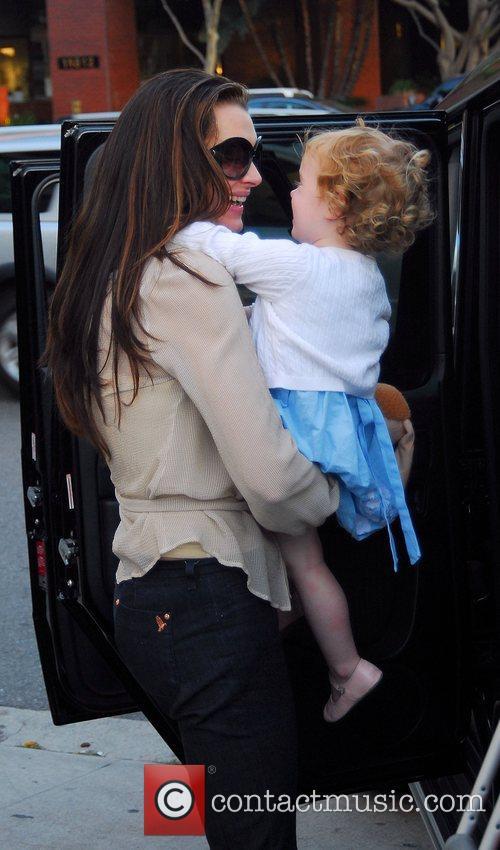 Brooke Shields celebrating her daughter Rowan's 5th birthday...