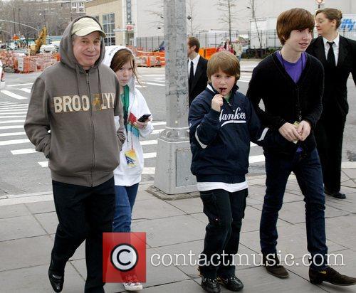 Paul Simon Children