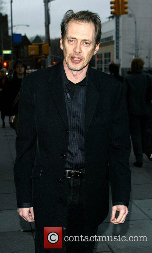 Steve Buscemi Brooklyn Academy of Music 2008 Spring...