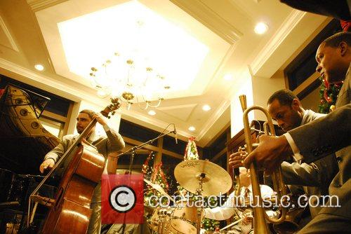 Wynton Marsalis and Quintet Brooks Brothers New York...