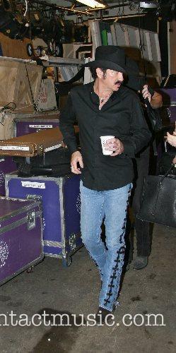 Country recording artist Kix Brooks leaving ABC Studios...