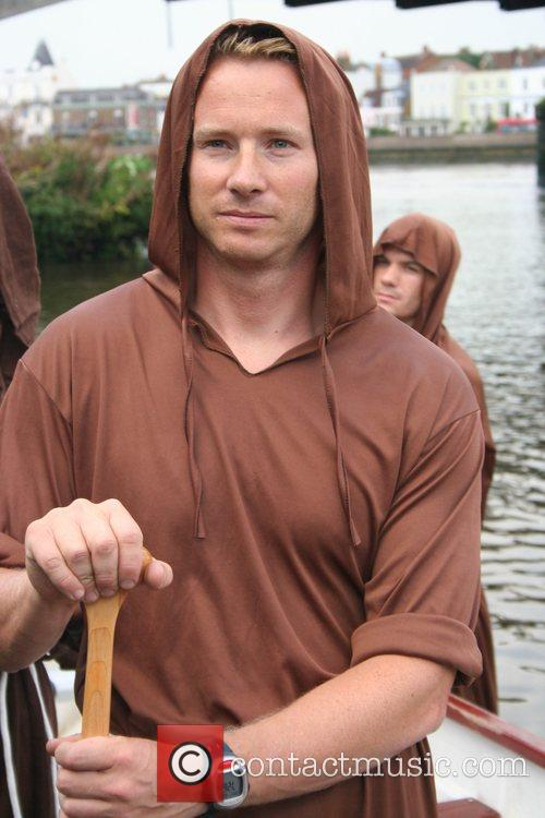 Brotherhood, the all male monk-robe-wearing charity dragon boat...
