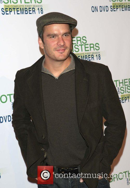 Balthazar Getty 'Brothers and Sisters' season one DVD...