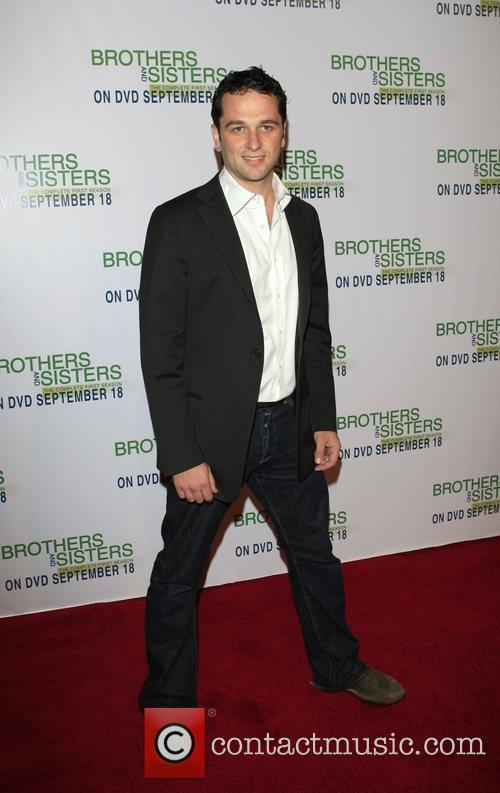 Matthew Rhys 'Brothers and Sisters' season one DVD...