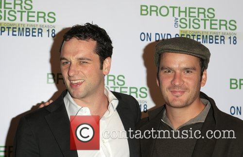 Matthew Rhys and Balthazar Getty 'Brothers and Sisters'...