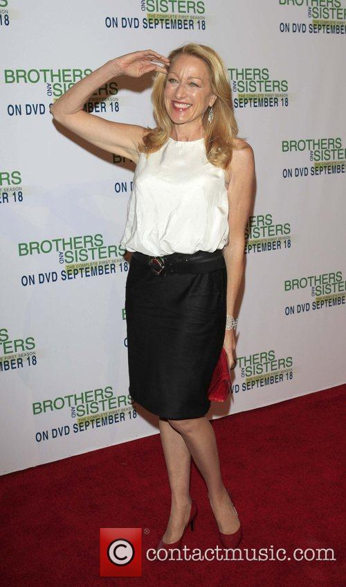 Patricia Wettig 'Brothers and Sisters' season one DVD...