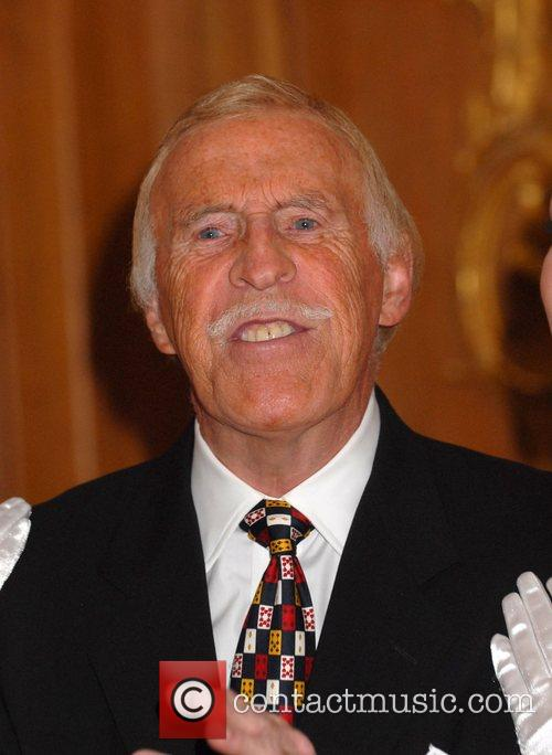 Bruce Forsyth celebrates his 80th birthday at the...