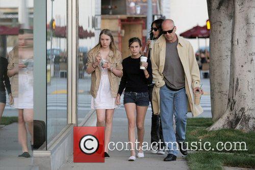 Bruce Willis and Stella Mccartney 13