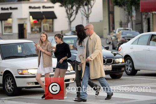 Bruce Willis, Stella Mccartney