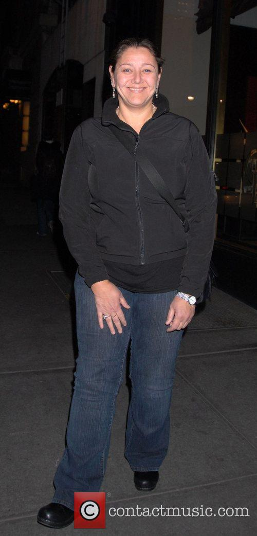 Camryn Manheim outside The Bryant Park Hotel during...
