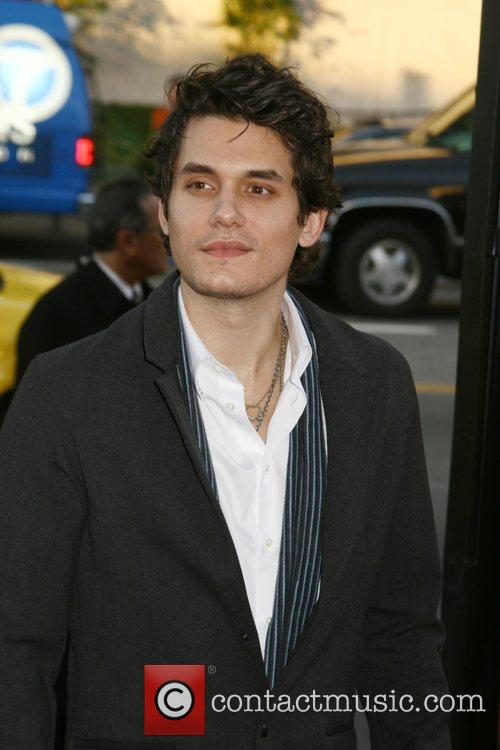 John Mayer The Bucket List Premiere - Arrivals...