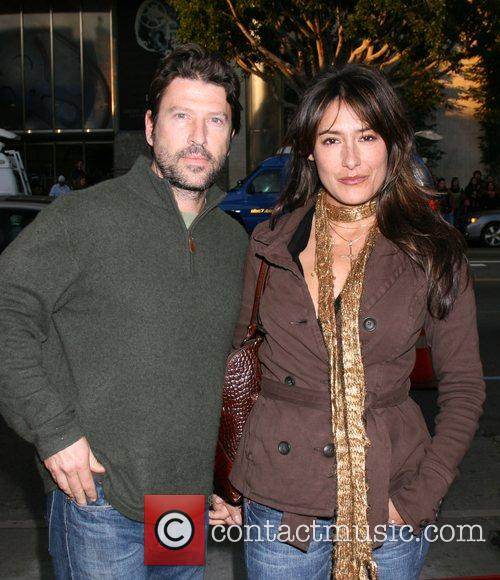 Anthony Michael Jones and Alicia Coppola Los Angeles...