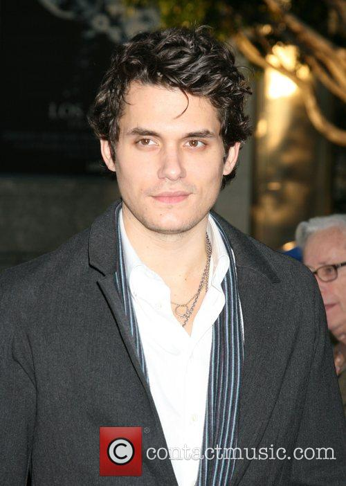 John Mayer Los Angeles film premiere of 'The...