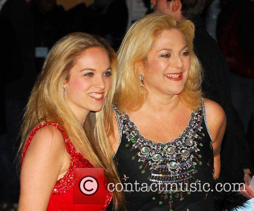 Vanessa Feltz and Daughter Allegra Kurer 6