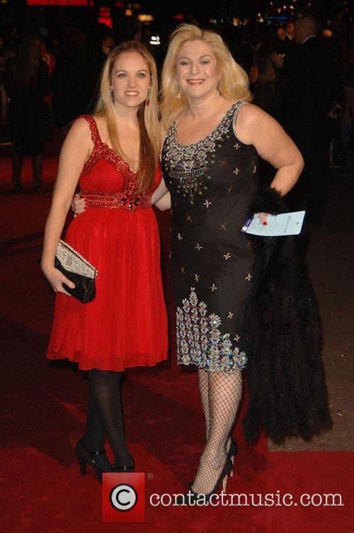 Vanessa Feltz and Daughter Allegra Kurer 5