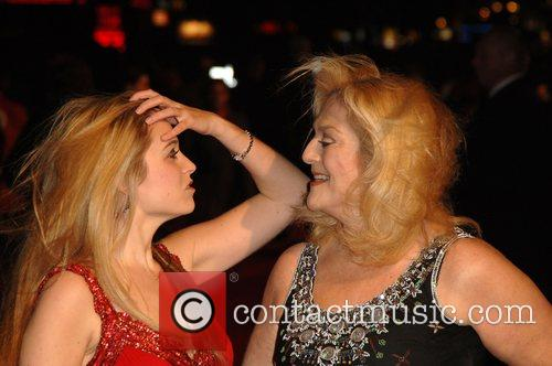 Vanessa Feltz and Daughter Allegra Kurer 7
