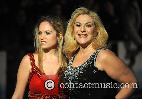 Vanessa Feltz and Daughter 8