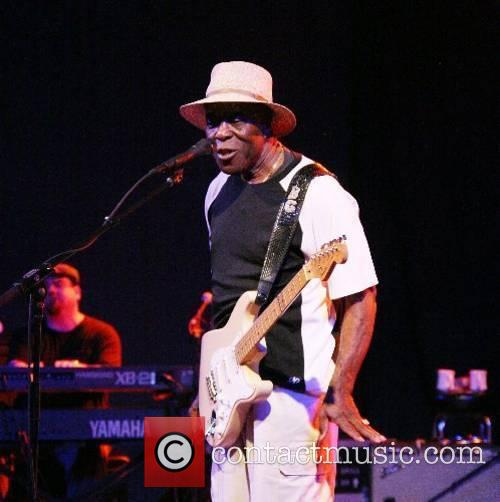 Buddy Guy performing at Stubb's BBQ Austin, Texas