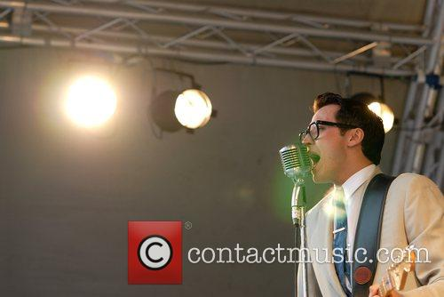 Buddy Holly Stars from the theatre come to...