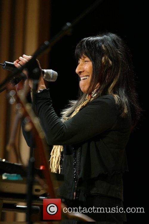 Buffy Sainte-marie and National Museum Of The American Indian 4