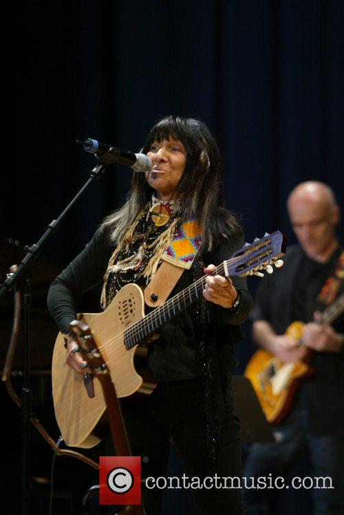 Buffy Sainte-marie and National Museum Of The American Indian 5