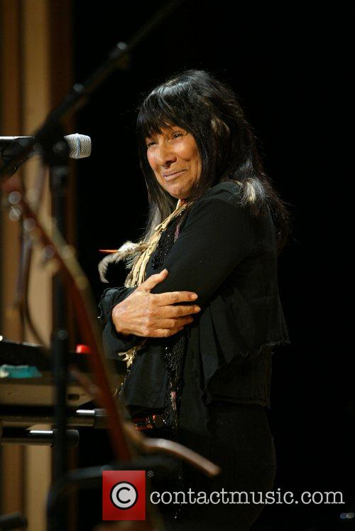 Buffy Sainte-marie and National Museum Of The American Indian 7