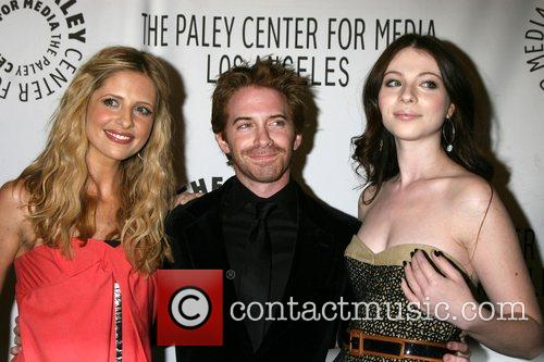 Sarah Michelle Gellar, Buffy The Vampire Slayer, Seth Green, Slayer, Arclight Theater and Paley Center For Media 8