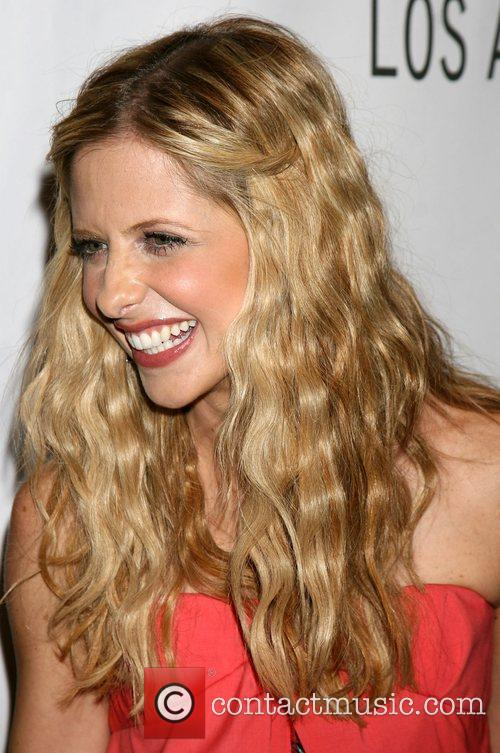 Sarah Michelle Gellar, Buffy The Vampire Slayer, Slayer, Arclight Theater and Paley Center For Media 1