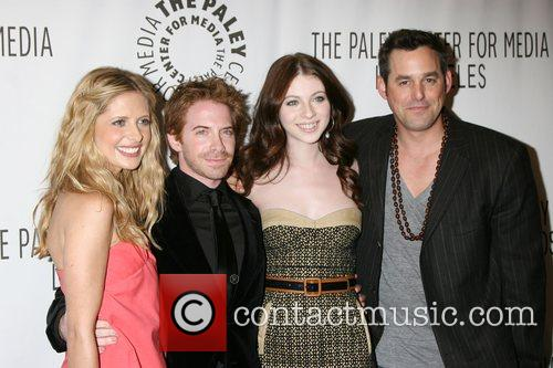 Sarah Michelle Gellar, Buffy The Vampire Slayer, Michelle Trachtenberg, Seth Green, Slayer, Arclight Theater and Paley Center For Media 11