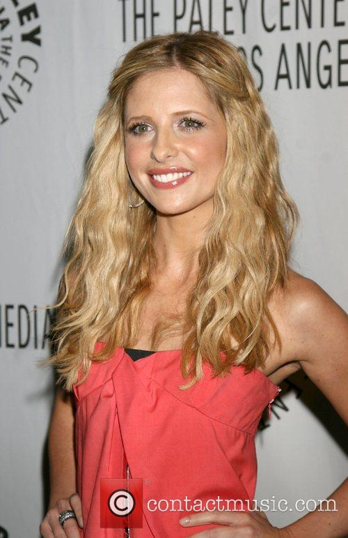 Sarah Michelle Gellar, Buffy The Vampire Slayer, Slayer, Arclight Theater and Paley Center For Media 3