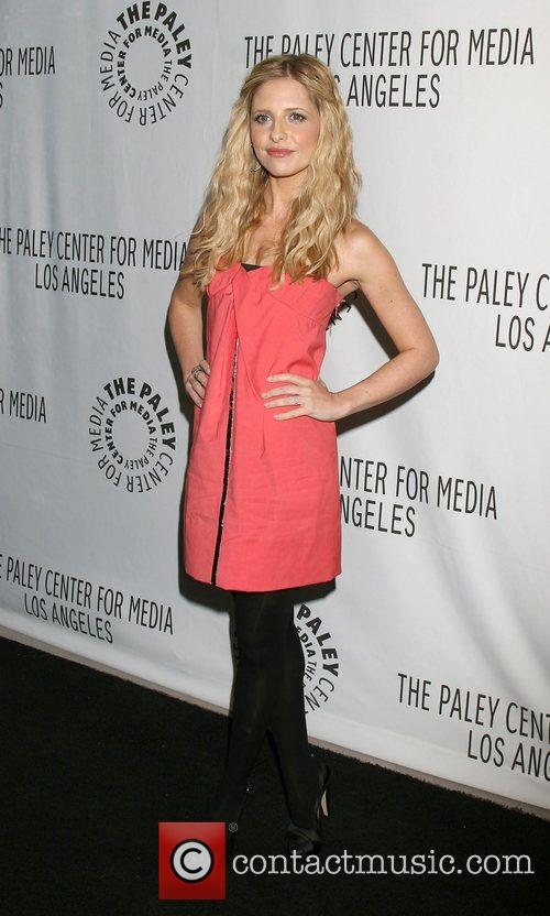 Sarah Michelle Gellar, Buffy The Vampire Slayer, Slayer, Arclight Theater and Paley Center For Media 7
