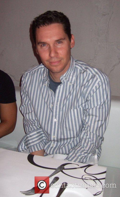 Bryan Singer dinning at the Bungaluu Club Berlin,...