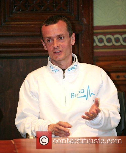 BUPA great run press conference