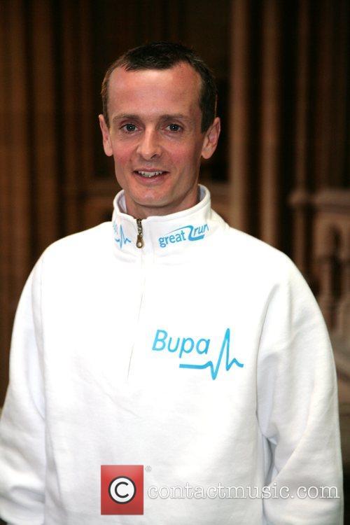 Dan Robinson BUPA great run press conference Manchester,...
