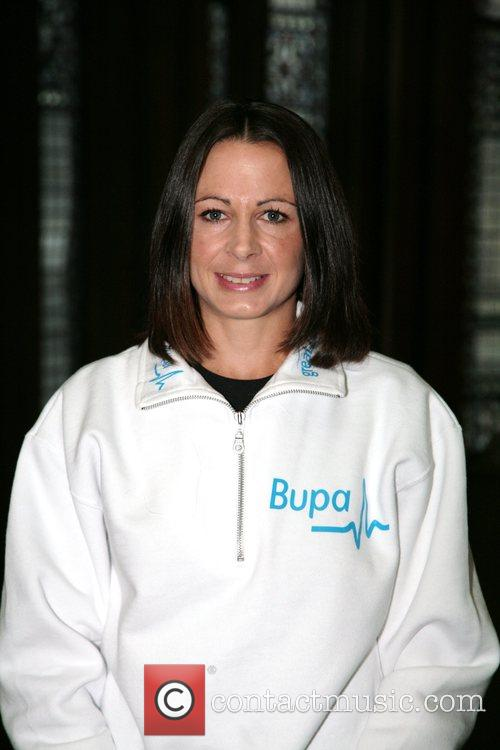 Jo Pave BUPA great run press conference Manchester,...