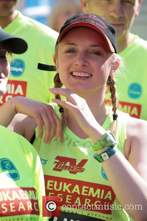 Nicola Wheeler BUPA 10K run Manchester, England