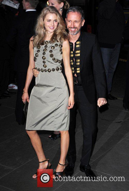 Donna Air and Patrick Cox Burberry and Vanity...
