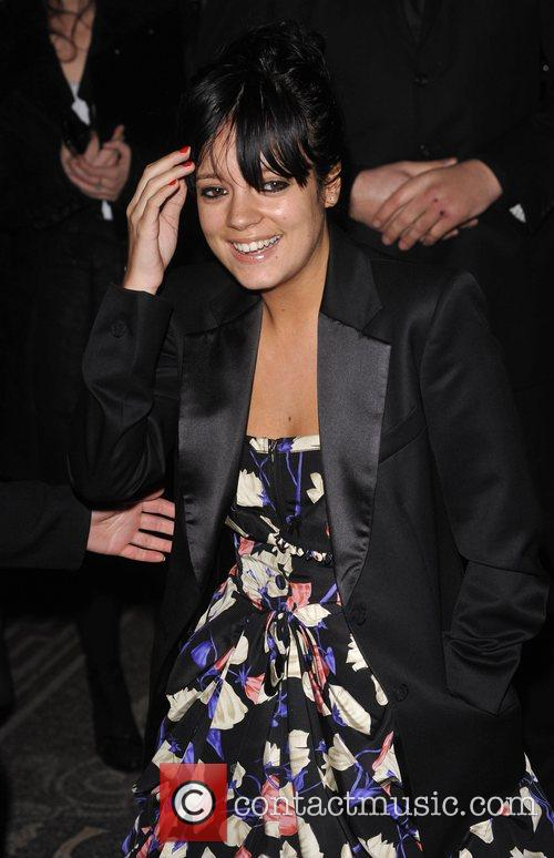 Lily Allen and Vanity Fair 2