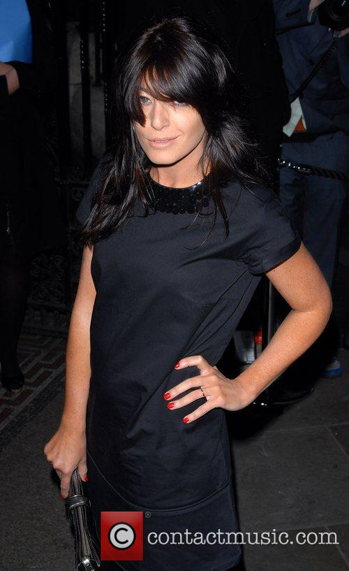 Claudia Winkleman and Vanity Fair 1